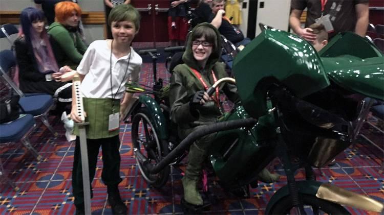 Green-Arrow-Wheelchair